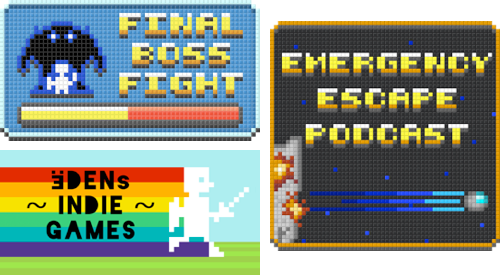 Final Boss Fight branding